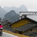 3.  YANGSHUO-(China)-In the village